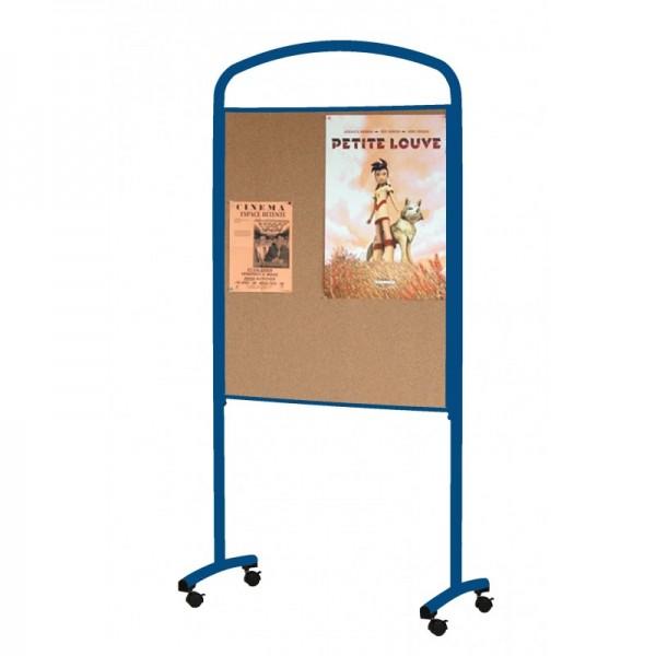 panneau affichage sur pietement sur tableau. Black Bedroom Furniture Sets. Home Design Ideas