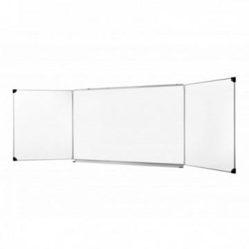 Tableau triptyque spécial projection cadre aluminium