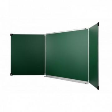 Tableau triptyque cadre aluminium