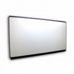 Tableau simple cadre alu noir