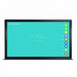 Ecran interactif tactile CleverTouch Plus NEW LUX LED