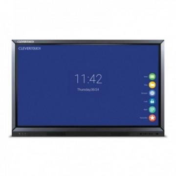Ecran interactif tactile CleverTouch Plus LED V SERIE