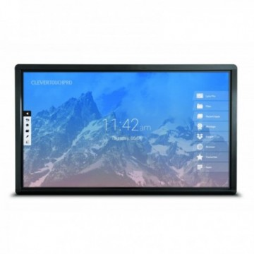 Ecran interactif tactile CleverTouch Pro Lux Series LED 4K